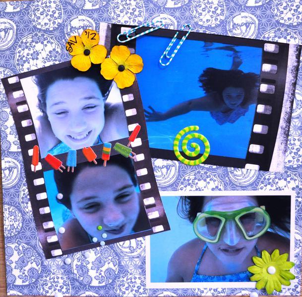 Savannah Underwater 2012