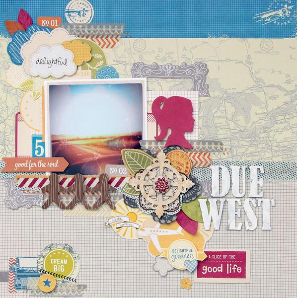 ~due west~