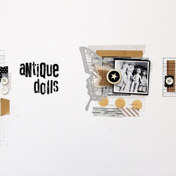 ~antique dolls~