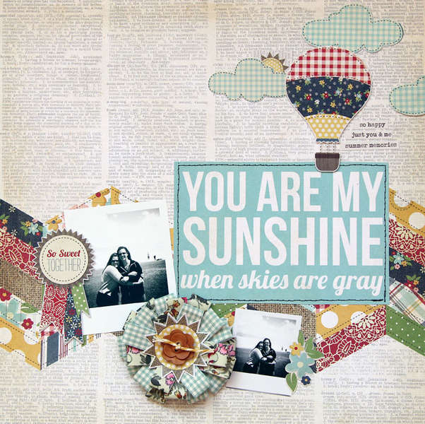 ~you are my sunshine~