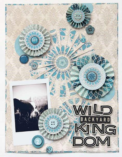 ~wild backyard kingdom~