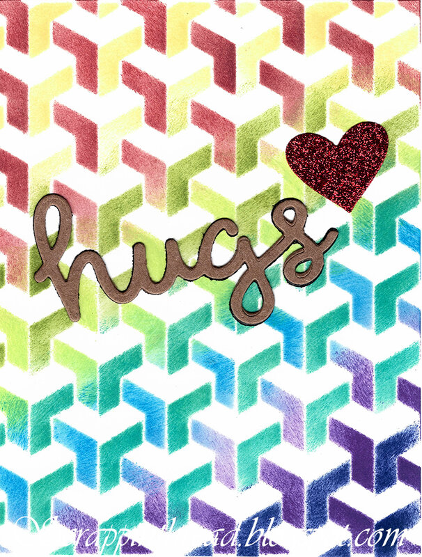 Altenew Weave Builder Colorful Hugs