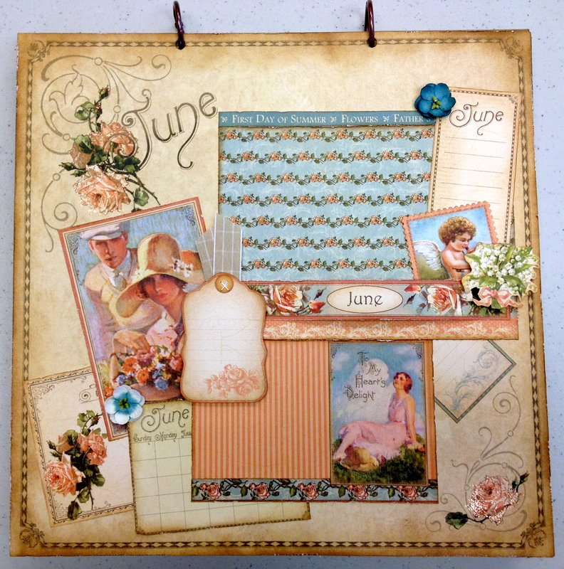 Place In Time June Layout