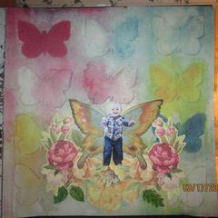 Butterfly Gabe