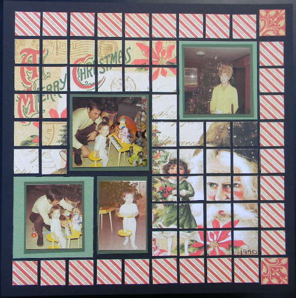 Merry Christmas page 2 Mosaic