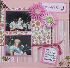 Daddy's girl, Pink Challenge
