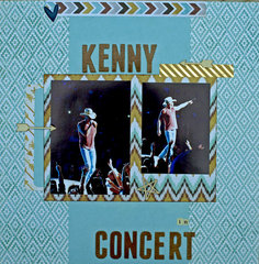 Kenny in Concert