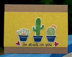 I'm Stuck on You