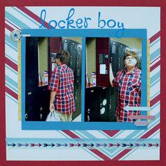 Locker Boy