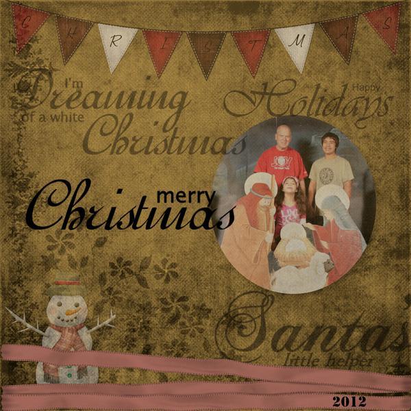 A Little Bit Christmas