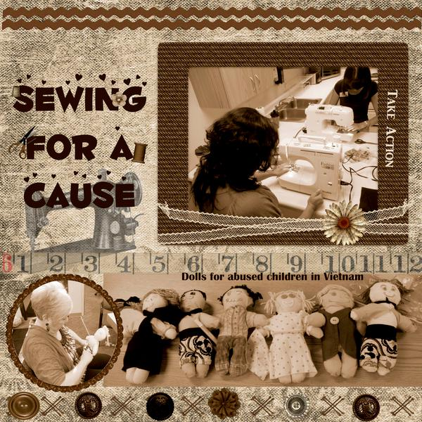 Sewing for a Cause