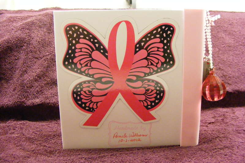 Pink Ribbon Album