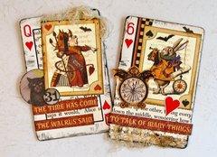 APCs Queen and Rabbit