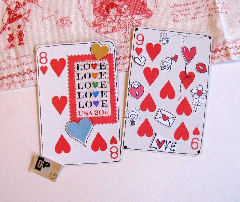 APCs Valentine Doodles