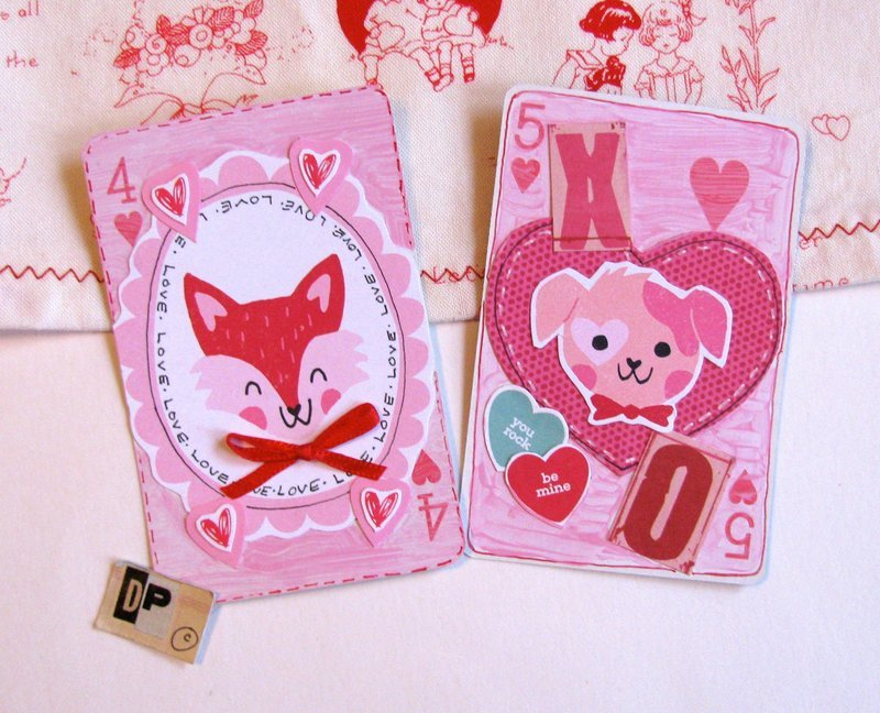 APCs Valentine Animals