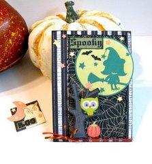 Halloween ATC and Inchie