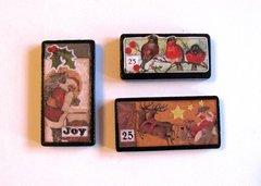 Dominos Vintage Christmas
