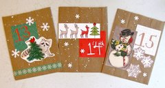 Advent Treat Bags 13-15