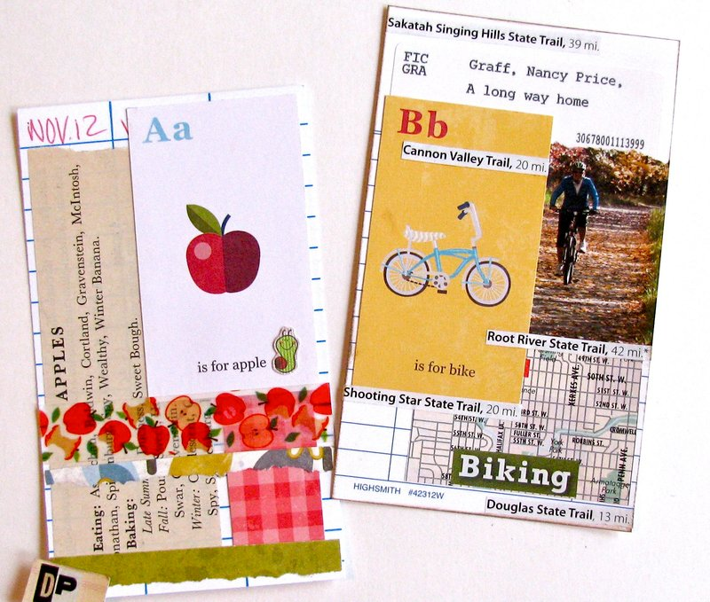Alphabet Cards AB