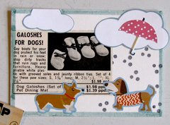 ATC Dog Galoshes