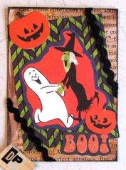 Halloween ATC Dancing