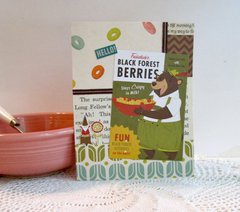 Note Card OA Bear Cereal