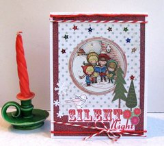 Christmas Card Caroling