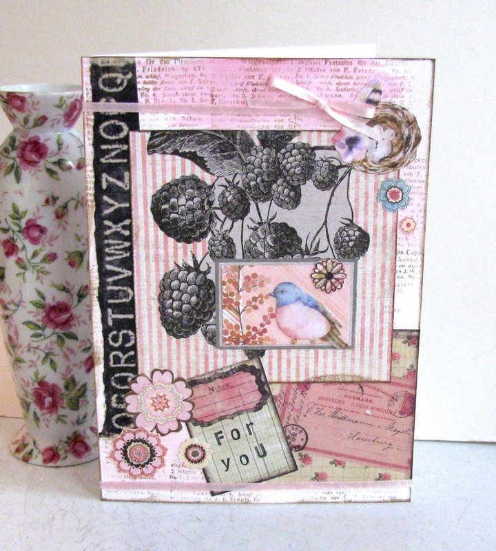 Note Card Pinks