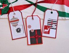 Christmas Tags Presents