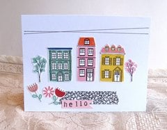 Note Card Townhouses