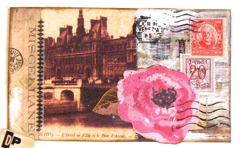 Collage Paris Image