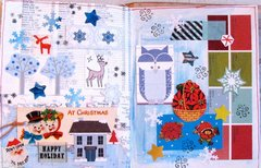 Junk Journal Pages Xmas
