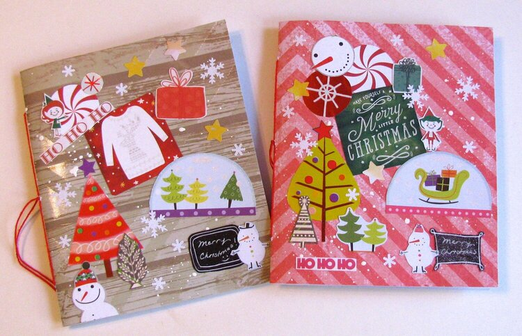 Journals for Xmas