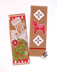 Bookmarks Folk Art