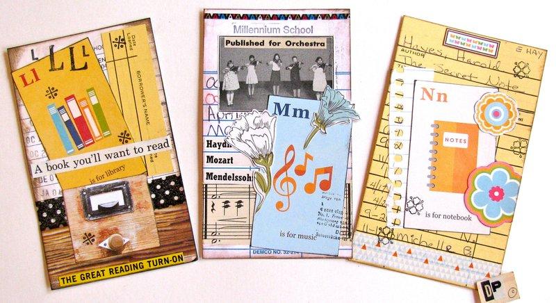 Alphabet Cards LMN