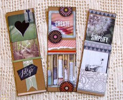 Bookmarks Heart Create Simplify