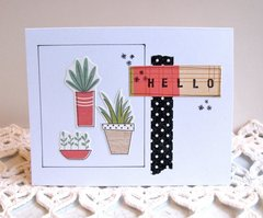 Note Card Plants