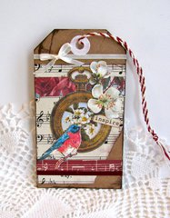 Tag Vintage Watch and Bird