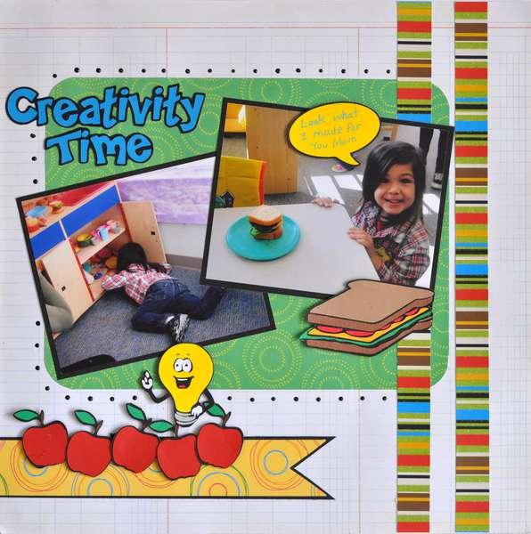 Creativity Time