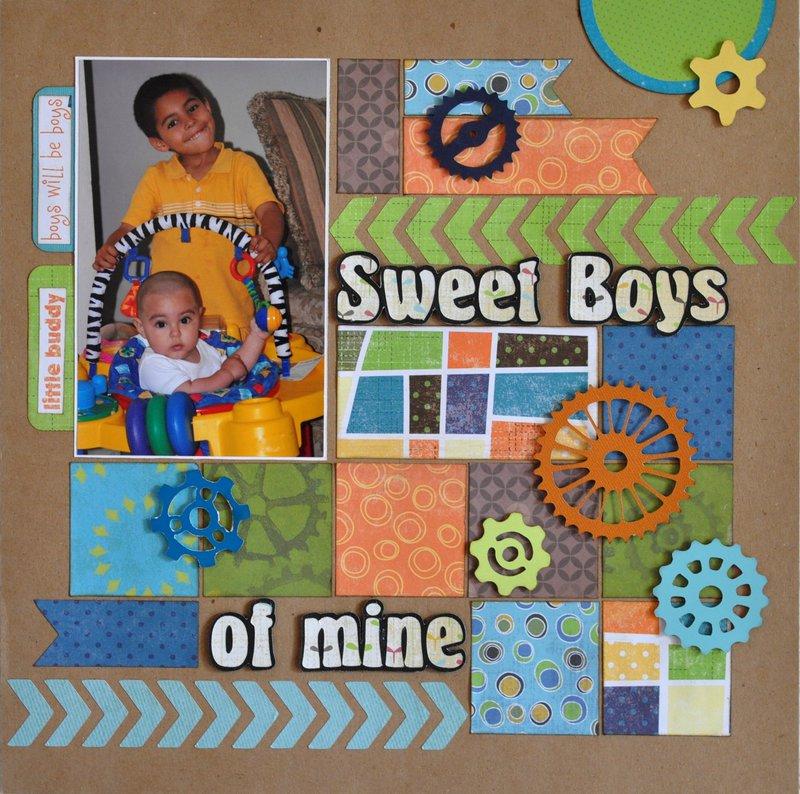 Sweet boys of mine
