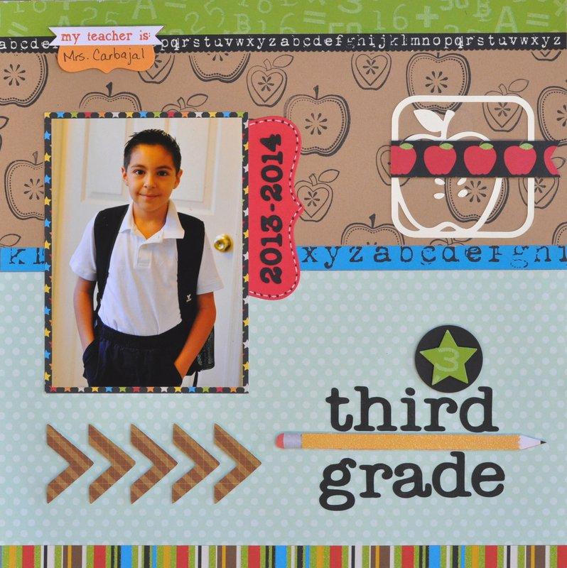 Diego Third Grade