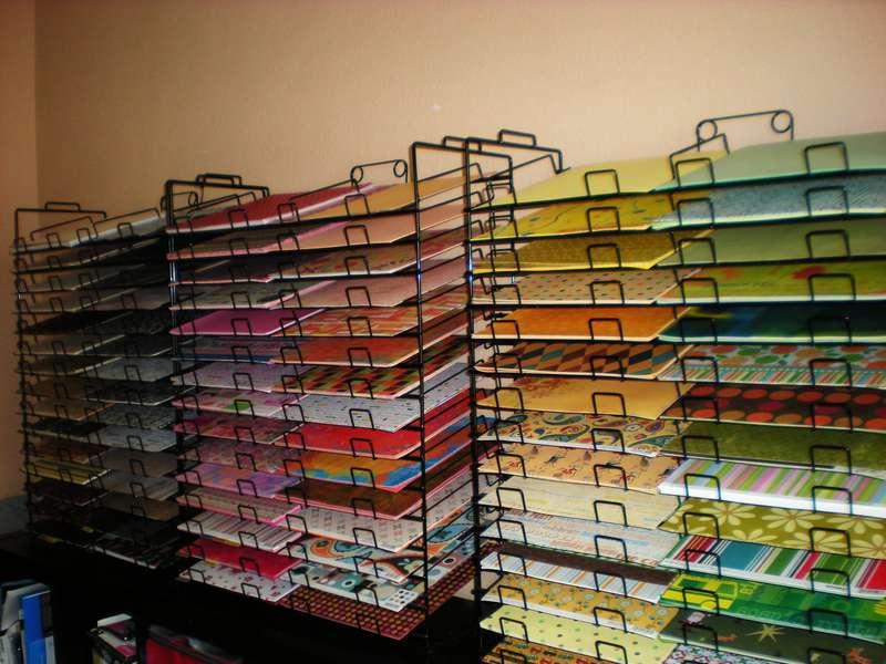 Paper Racks