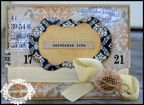 Celebrate Life Card
