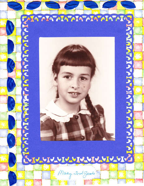 Mary 2nd Grade Picture