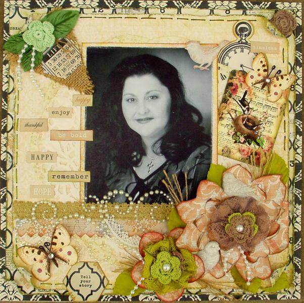 ME - Aunty Vera Scrap and Craft