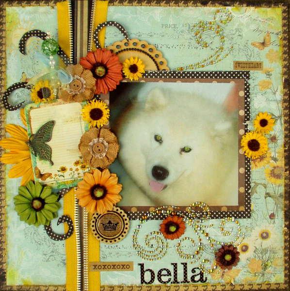 Bella - Scraps of Darkness