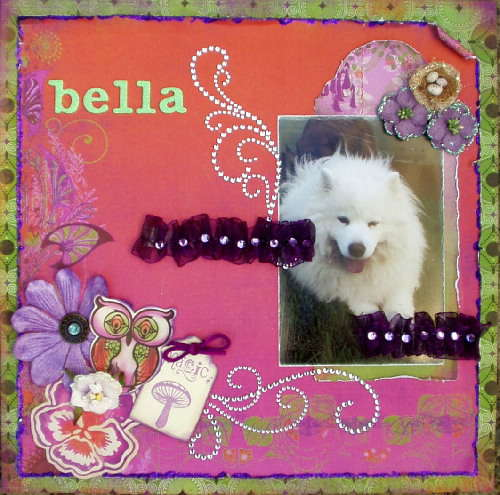 Bella ~ Scraps of Darkness~