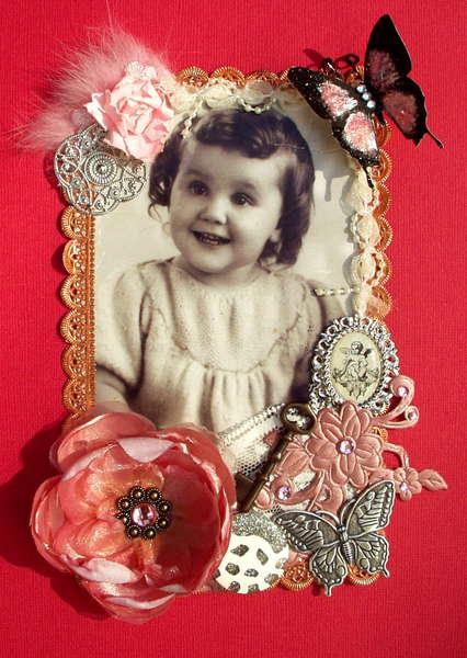 Mother - Vintage Tag