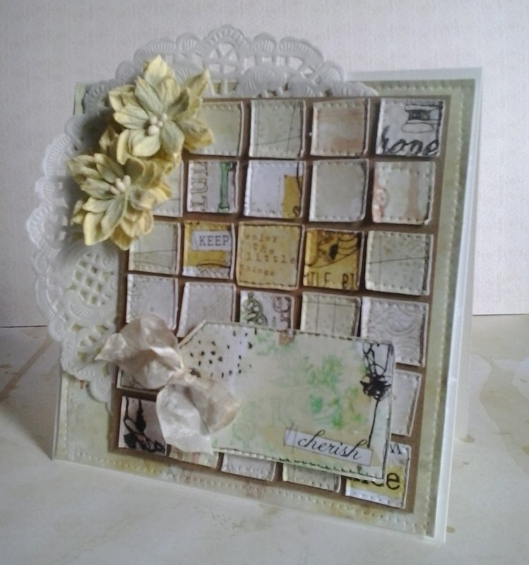 patchwork prima card