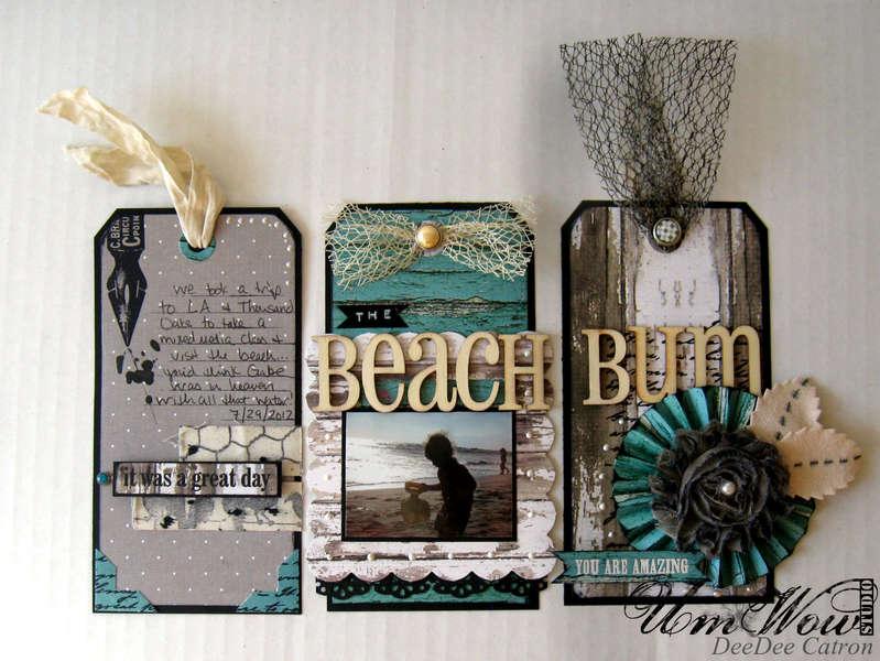 The Beach Bum Tag Trio